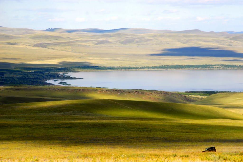 Озеро иткуль хакасия фото